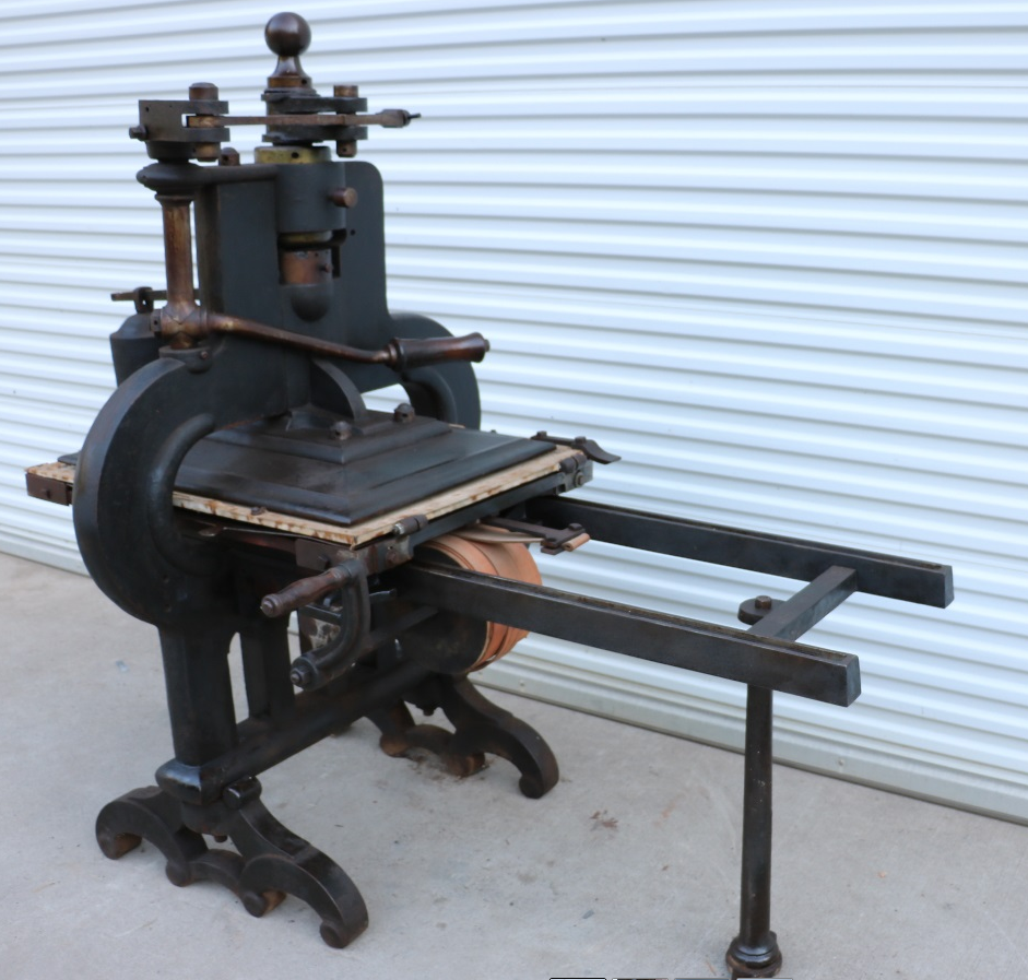 Our Stanhope Press – Poltroon Press