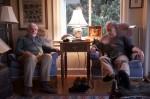 AMJ & Walter Hamady, Mt Doodad, Wisconsin, June 2011 (Photo by Grace T Gomez)