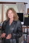 Jenny Dorn visiting, June 2011