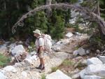 Tinker Greene, Desolation Wilderness, Northern California, September 2009